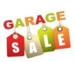 Garage Sale for After Prom