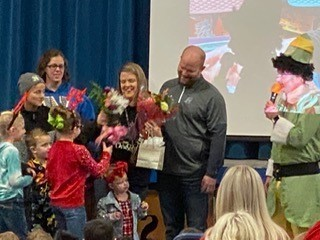 Hubbard Elementary Teacher of the Year
