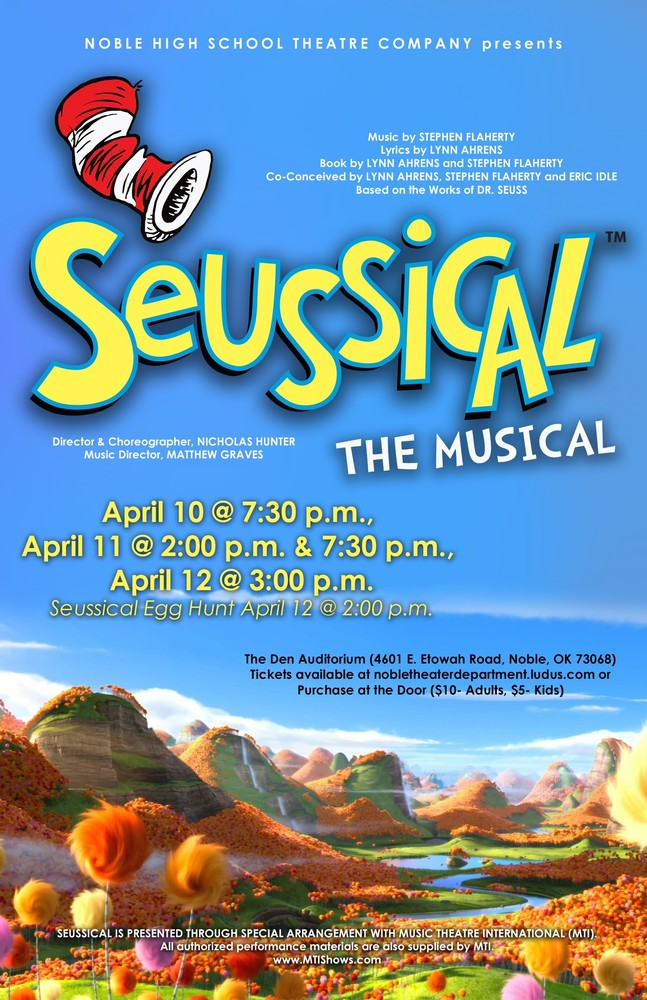 Seussical- CANCELLED