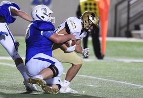 Noble football: Hunter Largent commits to Central Oklahoma