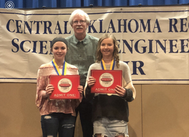 2020 Central Oklahoma Regional Science Engineering Fair Winners